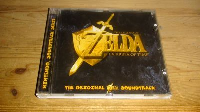 Zelda: Ocarina of Time - Front