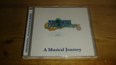 Final Fantasy: Crystal Chronicles - Front