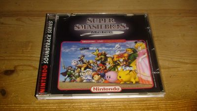 Super Smash Bros. Melee - Front