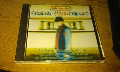 Nintendo Sound Adventures - Front