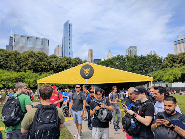 Pokemon Go Fest - 07-22-2017 - Photo 24