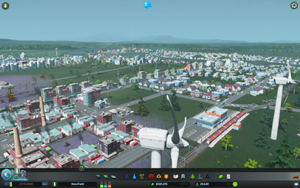 Cities Skylines - Screenshot 2