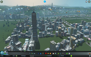 Cities Skylines - Workshop-Objekt: Empire State Building (Updated 1.4 [FINAL])