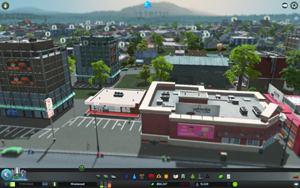 Cities Skylines - Workshop-Objekt: Seven-Eleven