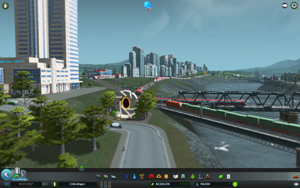 Cities Skylines - Workshop-Objekt: Aperture Landmark by Morsh