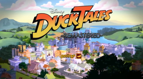 Duck Tales Remastered - Screenshot 1
