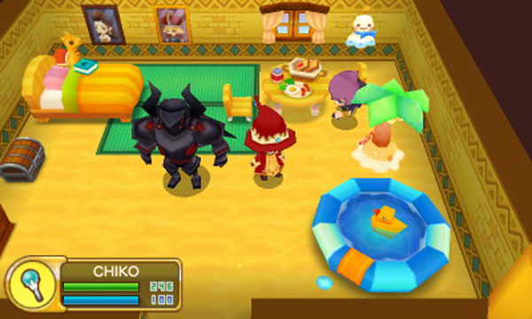 Fantasy Life - Screenshot 4