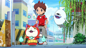 Yo-Kai Watch - Screenshot 4