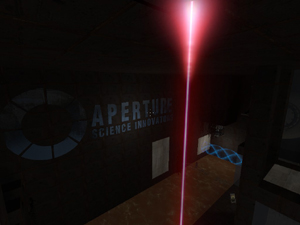Portal 2 - Custom Map: Abgrund