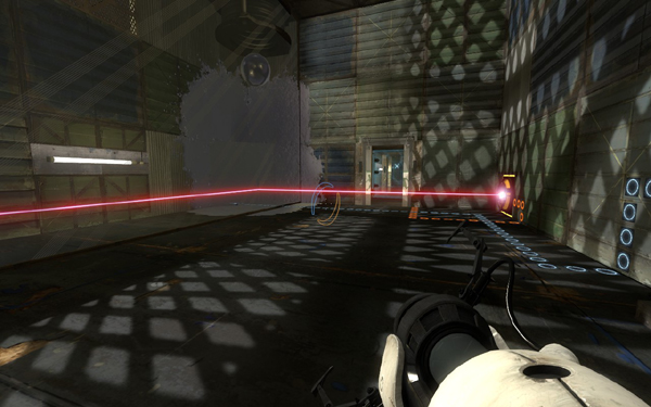 Portal 2 - Custom Map: New Cave Tests