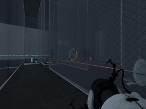 Portal 2 - Custom Map: Lab Rat