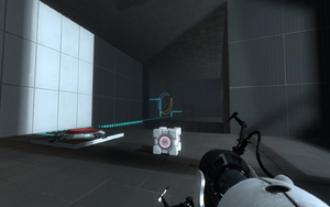 Portal 2 - Custom Map: Revenge of the Companion Cube