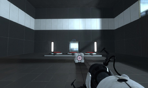 Portal 2 - Custom Map: Puzzle Bot