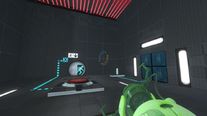 Portal 2 - Custom Map: Come In and Find Out