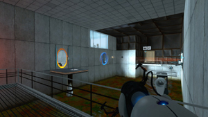 Portal - Screenshot 1