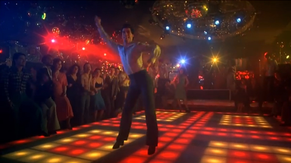 Screenshot aus Saturday Night Fever