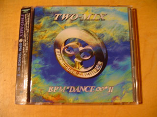Two-Mix-Album: BPM Dance Infinity II