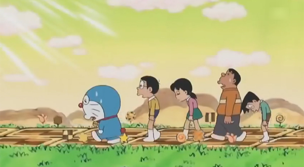 Screenshot aus Doraemon