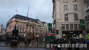 Foto des Piccadilly Circus