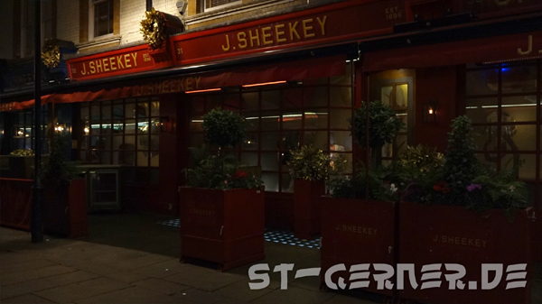 Foto des J. Sheekey Restaurant in London