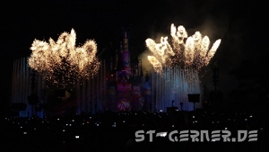 Foto von den Disney Dreams