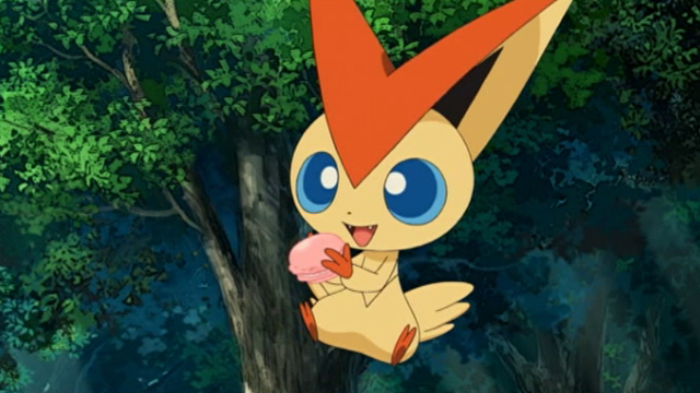 Screenshot aus Pokémon Movie 14