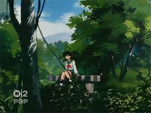 Screenshot aus Inuyasha