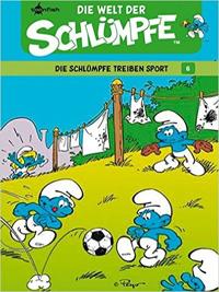 1996 Die Schlumpfine Bohne Die Schlümpfe